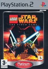 Lego Star Wars The Video Game - Platinum - PS2 Playstation 2
