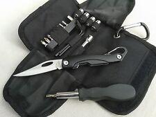 Ducati Multistrada 1200 / Enduro Tool Bag Tasche Kit + Bordmesser alle Bauj.