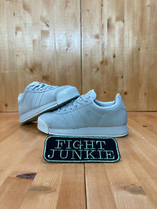 ADIDAS SAMOA PLUS Women's Women Size 6 Leather Shoes Sneakers Gray BY3527