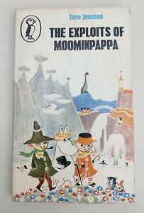 TOVE JANSSON The Exploits of Moominpappa PUFFIN BOOK 1971