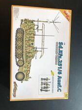 Dragon/Cyber Hobby #9150 1/35 Scale, Sd.Kfz.251/6 Ausf.C Command Vehicle w/Staff