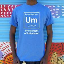 Science | Element Of Indecision T-Shirt (Mens)