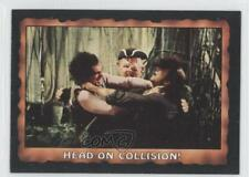 1985 Topps The Goonies #60 Head-On Collision! Non-Sports Card 0a2
