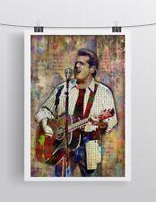 Glenn Frey The Eagles 16x20in Music Poster Glenn Frey Tribute Free Shipping Us
