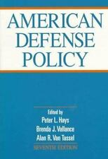 American Defense Policy (American Defense Policy (Paperback))