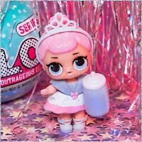 LOL Surprise Series 1 CRYSTAL QUEEN Doll New Rare Authentic~Sealed, Gift Wrapped