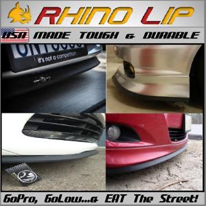 Lifan 320 520 520i 530 620 720 820 RhinoLip USA Rubber Flexible Front Chin Lip