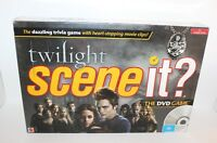 Twilight Scene It? The DVD Game Board Game Brand New 13+ 2 Or More Players 2009