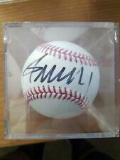 Donald Trump Signed Autographed Baseball