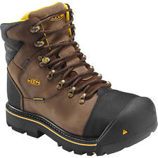 Leather Work & Safety Medium Width (D, M) KEEN Boots for Men