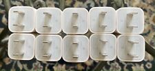 10x New OEM Wall Charger Adapter Apple iPhone 5 6 7 8 X