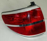 2007-2010 Saturn Outlook Tail Light Driver Left Side OEM