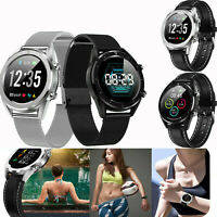 SMARTWATCH CARDIOFREQUENZIMETRO ECG PPG FITNESS TRACKER OROLOGIO ANDROID iOS HOT