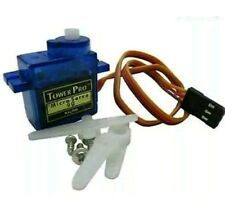 Standard 9g micro servos for 250-450 class helicopters and other small models.