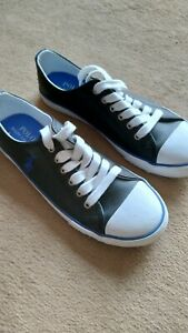 Ralph lauren polo leather shoes trainers size 5
