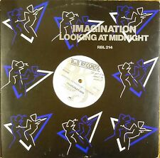 """12"""" Maxi - Imagination - Looking At Midnight - B681 - washed & cleaned"""