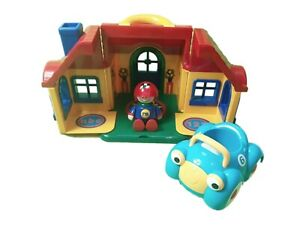 Tolo First Friends Hugs House - Race Driver and Car Mothercare Toys