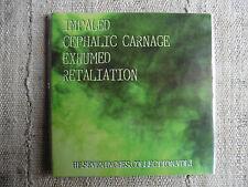 Impaled, Cephalic Carnage, Exhumed, Retaliation : CD  Grindcore, Death Metal