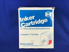 Nos Pitney Bowes Inker Cartridge Mailing Machine Ink Cartridge Item # 624-0
