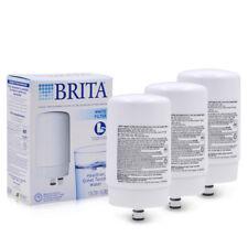 BRITA Tap FR-200 FF-100 SAFF-100 Water Faucet Filter Replacement Cartridge WHITE