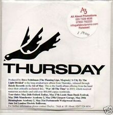 (735L) Thursday, A City By The Light Divided - DJ CD