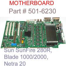 Sun Sunfire 280r Blade Netra 20 Motherboard Motherboard 501-6230 Sl