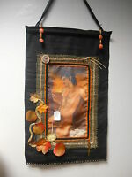Samhain Wall hanging  - Herotica Art -  pagan/wicca/witch/ gay interest
