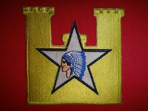 US Army 2nd INFANTRY Division 2nd Battalion 2nd ENGINEER Regiment Patch