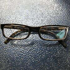 Burberry Eyeglasses Frame B2054 3002 51-19-140 Italy Brown Marble