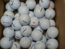 40 Grade B Titleist PTS DT So/Lo Solo golf balls