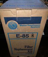 E84 Smaller than original A101 Replacement Filter Amway Compatible E85