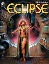 Eclipse #3 from Nov 1981 Coyote by Englehart, Roger Ms Tree by Collins & Beatty