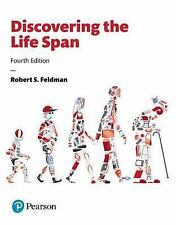 NEW Discovering the Life Span by Robert S. Feldman 4e (2017, Paperback)