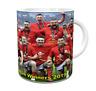 Wales 2019 grand slam winners  2019 grand slam champions mug