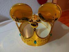 Disney Mickey Ears Gold Crown