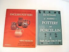 Dictionary of marks pottery ebay dictionary of marks pottery porcelain kovel delhom gallery english pottery book sciox Image collections