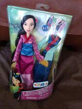 Disney Princess True Reflections Fashions Doll Set C1642