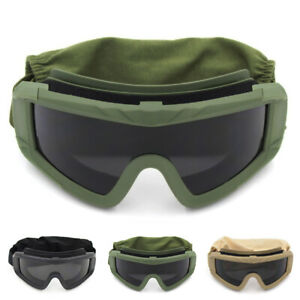 Snow Goggles Windproof 100% UV Protection Cycling Snowmobile Ski Sports Goggles