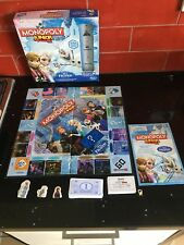 Monopoly Junior Frozen Hasbro Disney 2014