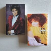 K.T. OSLIN - Bundle Lot of 2 Cassette Tapes - 80's Ladies + Love in a Small Town