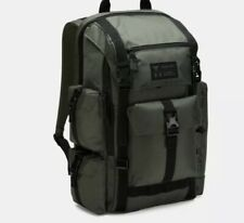 Under Armour UA Project Rock USDNA Regiment Backpack Green Olive Military New