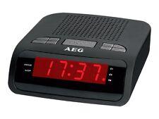 AEG MRC 4142 (400616) Uhrenradio schwarz