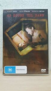 83 Hours Till Dawn DVD Kidnapping TRUE STORY Trapped Survival Thriller Rare Movi