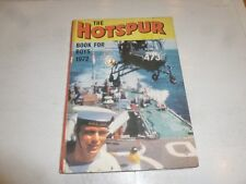 HOTSPUR COMIC ANNUAL - Year 1972 - UK Annual - (With Price Tag)