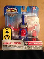 Digimon Fusion - Digi-Fusion Ballistamon Collect Fuse Battle Bandai 2014 (MOC)