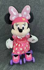 New listing Disneys Minnie Mouse super roller skating toy