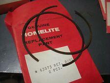 NOS HOMELITE  450, 550, VI123, XL114 RECOIL SPRING RETAINER 2PCS  63875