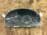 2001 mazda tribute instrument cluster / speedometer gauge cluster 2001-2004