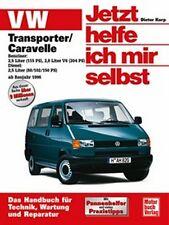 REPARATURANLEITUNG JETZT HELFE ICH MIR SELBST 227 VW T4 CARAVELLE TRANSPORTER