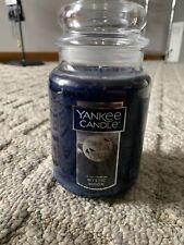 Yankee Candle Halloween Mystic Moon Jar Candle Holder Large 22 oz New